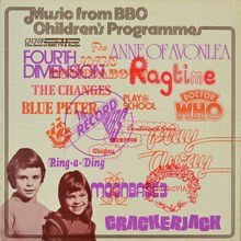 <cite>Music from BBC Children's Programmes</cite> album art