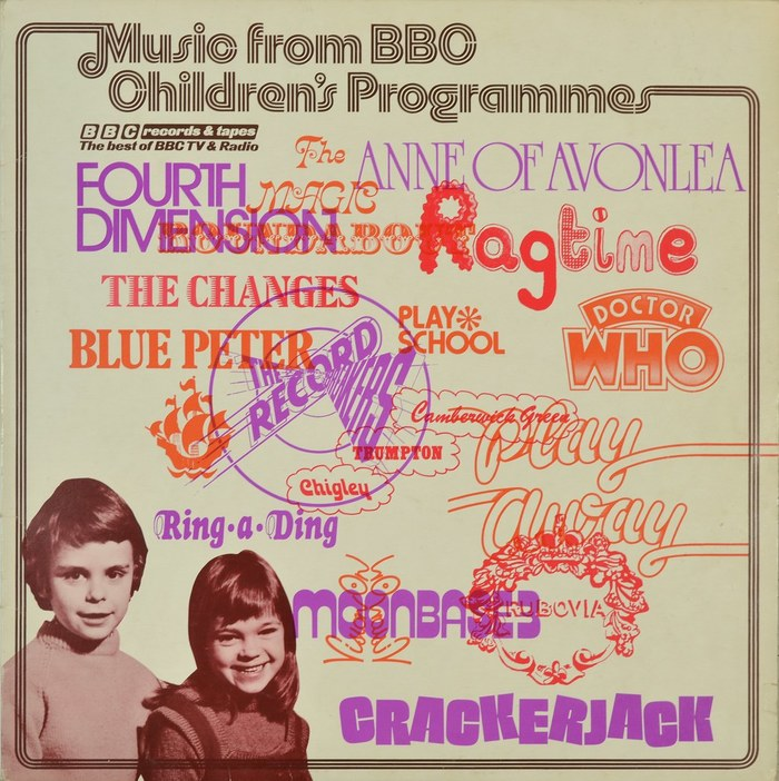 Music from BBC Children's Programmes album art 1