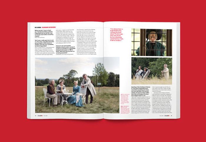 Boxoffice Pro magazine redesign 8