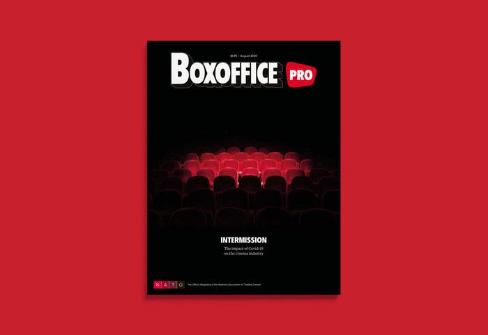 Boxoffice Pro magazine redesign 9