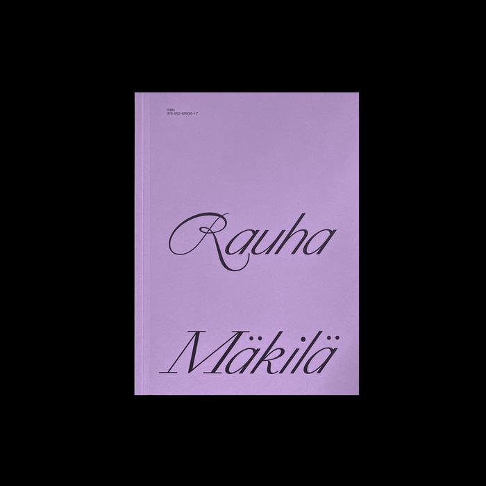 Rauha Mäkilä catalog 1