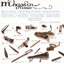 Jean Derome – <cite>Le Magasin de Tissu</cite> album art