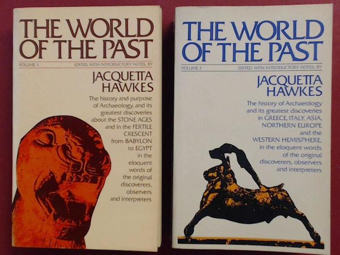 The World of the Past by Jacquetta Hawkes (Simon & Schuster, 1975) 2