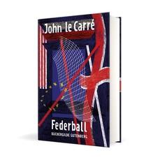 <cite>Federball</cite> by <span></span> <span>John le Carré (Büchergilde Gutenberg)</span>