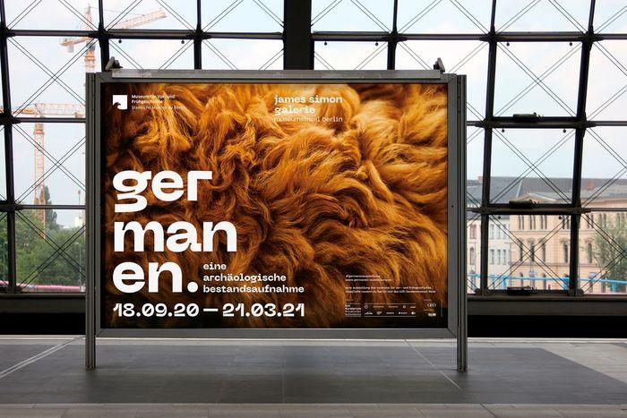 Germanen exhibition at James-Simon-Galerie, Berlin 3