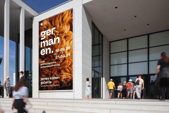 Germanen exhibition at James-Simon-Galerie, Berlin 4