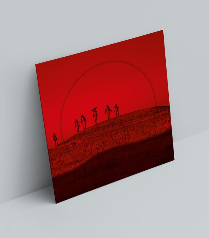 Trash On Mars Soundtrack album art 3