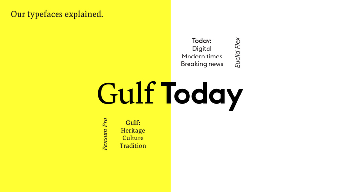 Gulf Today newspaper redesign 10