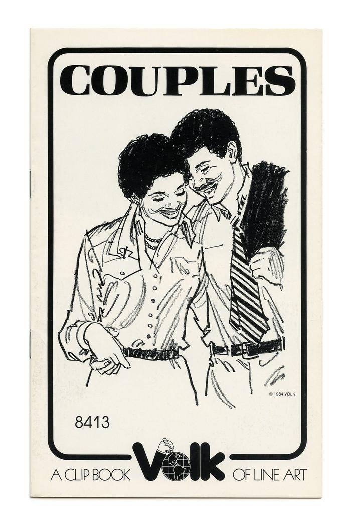 """Couples"" (No. 8413) ft.  (1976)."