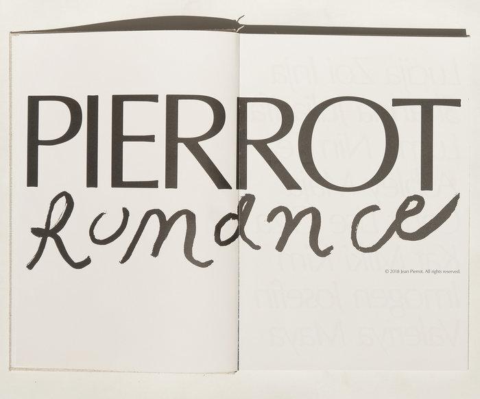 Romance by Jean Pierrot 2