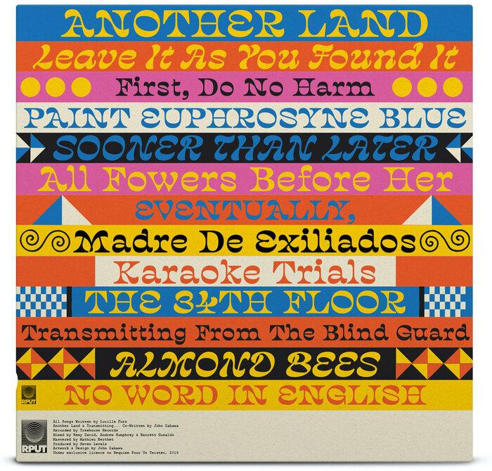 Lucille Furs – Another Land album art 2