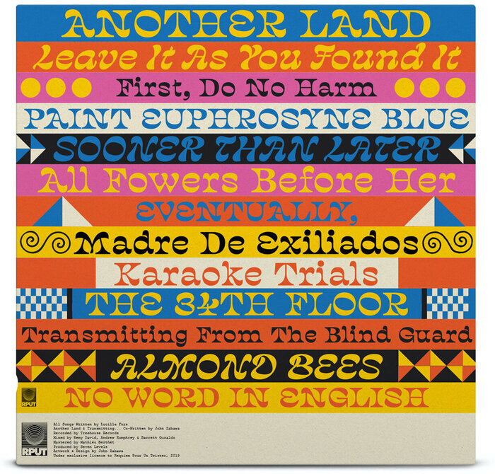 Lucille Furs – Another Land album art 2