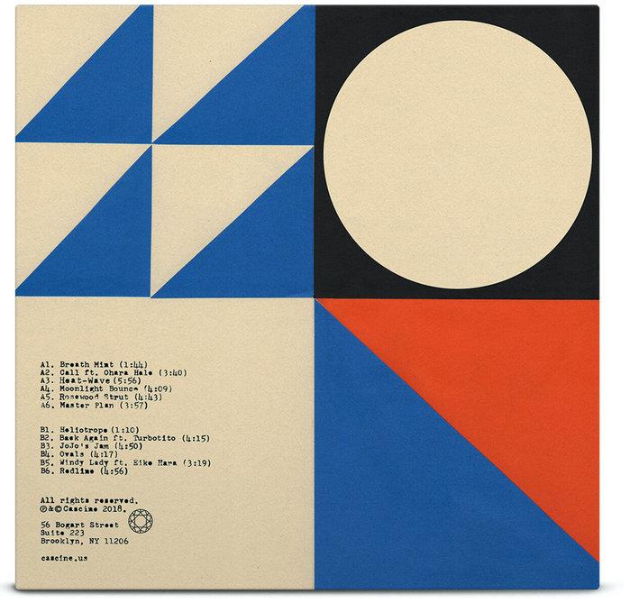 Heliotrope by Daniel T. album art 2