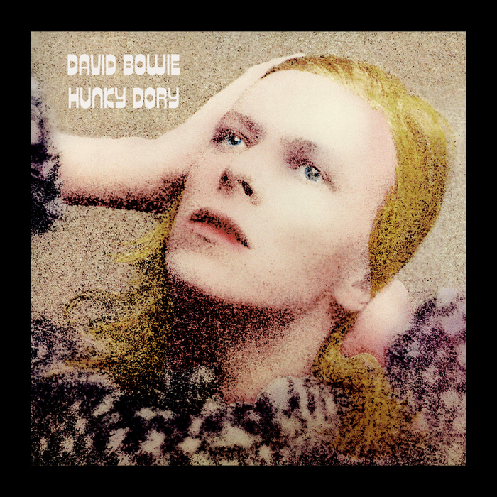 David Bowie – Hunky Dory album art 2