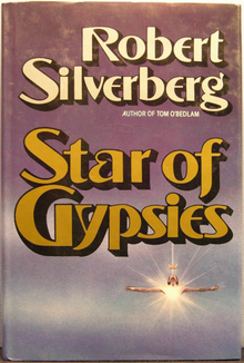 <cite><span>Star of Gypsies</span></cite> by <span>Robert Silverberg (<span>Donald I. Fine)</span></span>