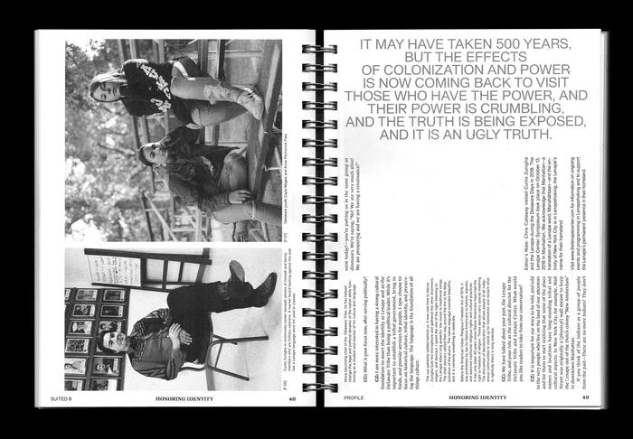 Suited Magazine, issue 8 5