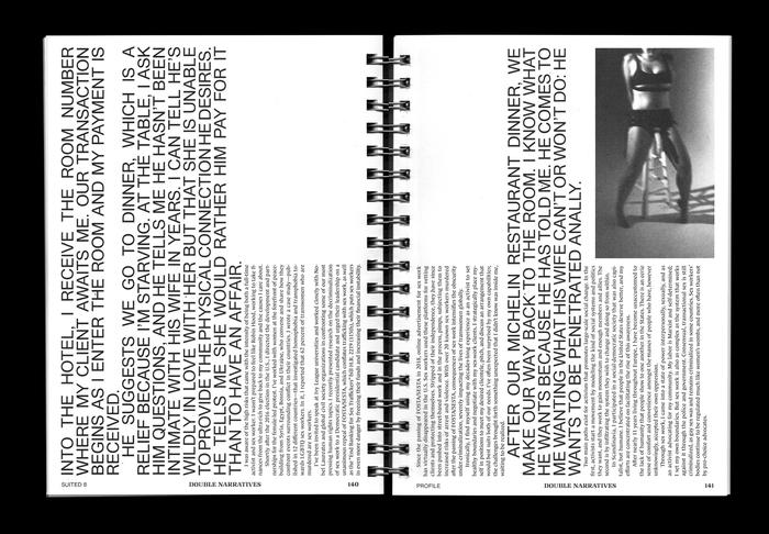 Suited Magazine, issue 8 9