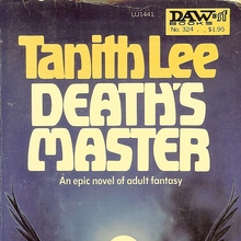<cite>Death's Master</cite> by Tanith Lee (DAW)