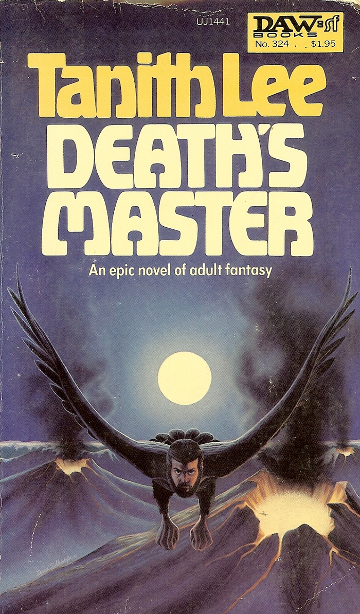 Death's Master by Tanith Lee (DAW) 1