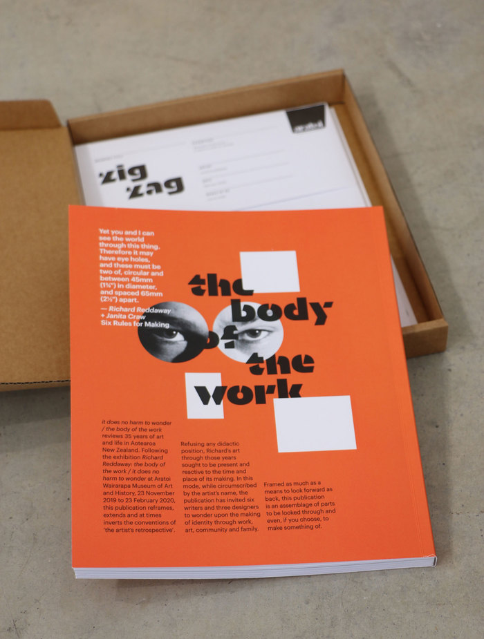 It does no harm to wonder / The body of the work 2