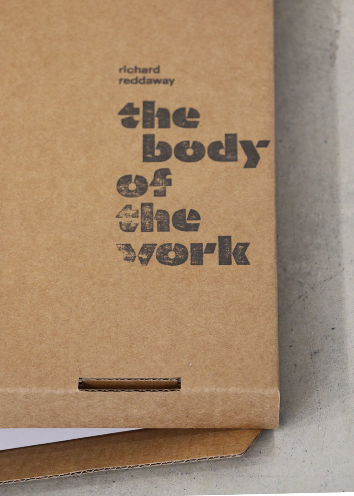 It does no harm to wonder / The body of the work 5