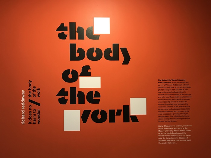 It does no harm to wonder / The body of the work 6