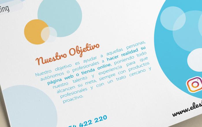 El Estudio de Andrés promotional flyer 2