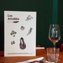 Les Attablés Restaurant