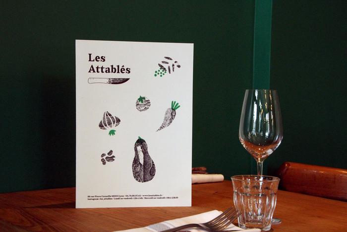Les Attablés Restaurant 1