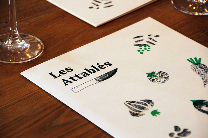 Les Attablés Restaurant 2