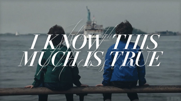 I Know This Much Is True (HBO series) 1