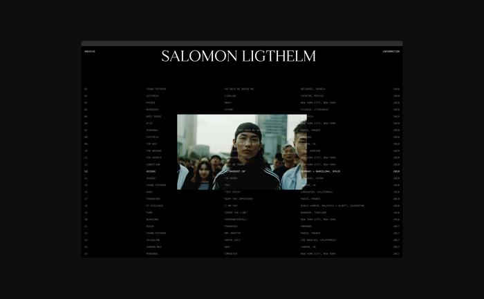 Salomon Ligthelm portfolio 3