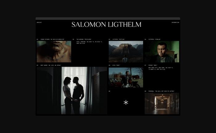 Salomon Ligthelm portfolio 2