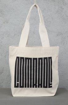 """Comrade"" Verso tote bag"