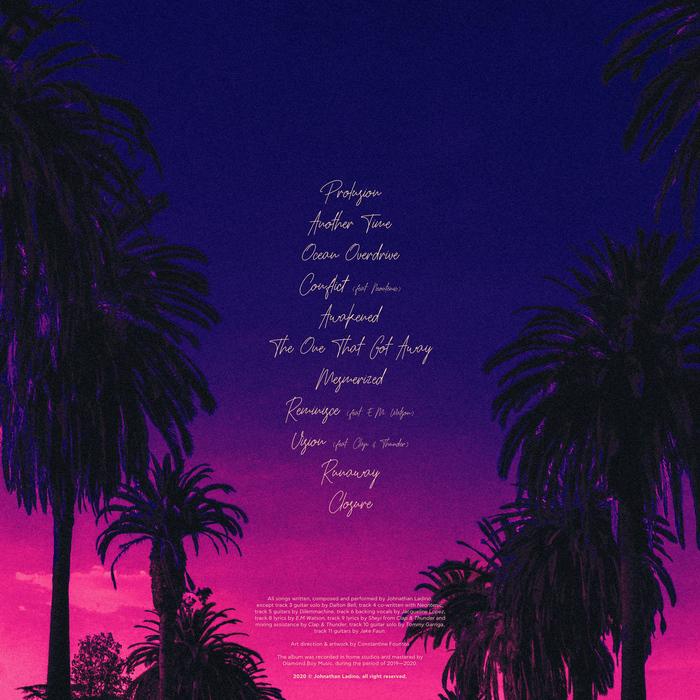 Dream Shore – Miami album art 2