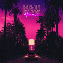 Dream Shore – <cite>Miami</cite> album art