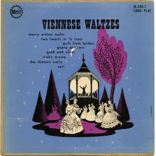 <cite>Viennese Waltzes</cite> (Merit) album art