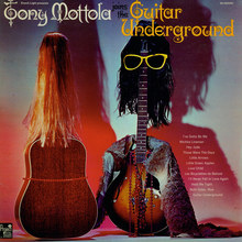 <cite>Tony Mottola Joins The Guitar Underground</cite> album art