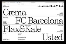 Somos Usted portfolio website