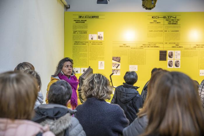 Dépliages (Unfolding) exhibition 10