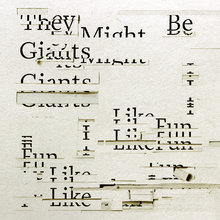 They Might Be Giants – <cite>I Like Fun</cite> album art