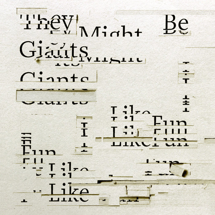 They Might Be Giants – I Like Fun album art 1