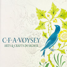 <cite>CFA Voysey · Arts &amp; Crafts Designer</cite>