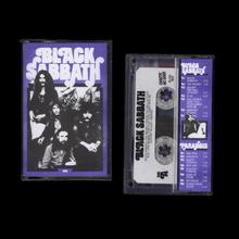 Black Sabbath bootleg cassette
