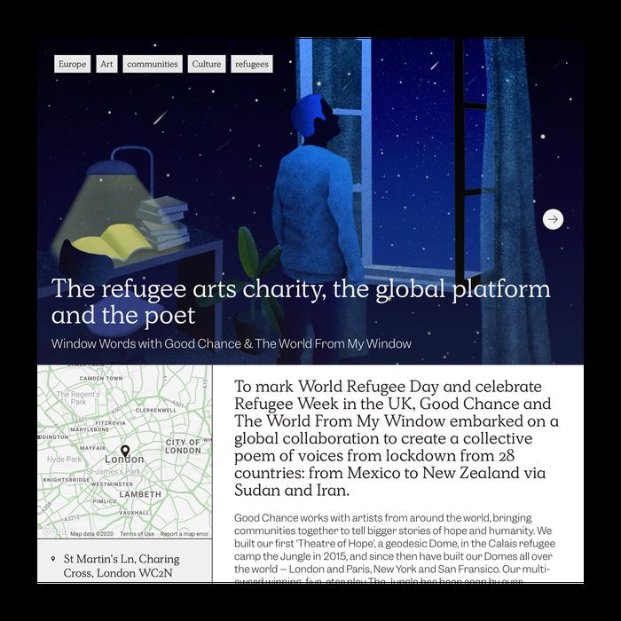 Collaborative Change website 3