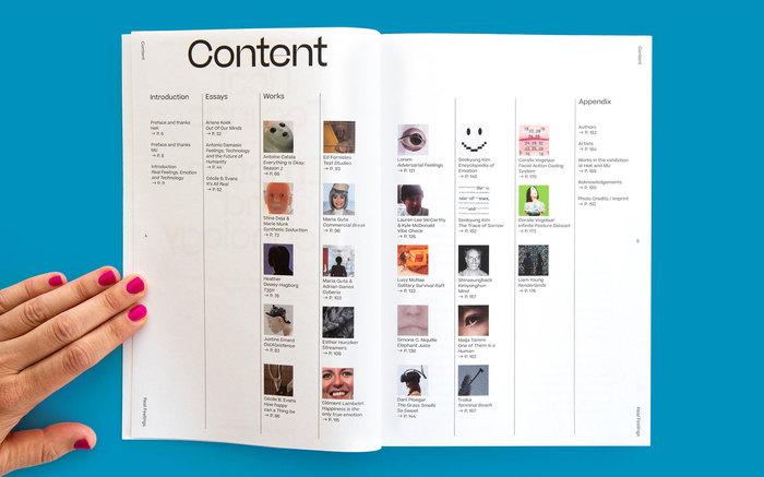 Real Feelings catalog 3