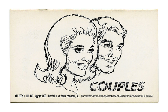 """""""Couples"""" (No. 522) ft. obliqued caps from ."""