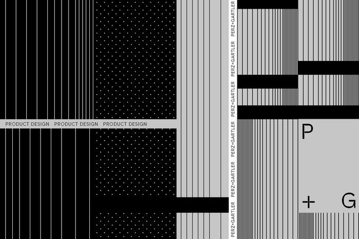 Perz+Gartler visual identity 4