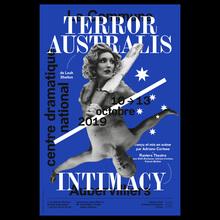 <cite>Terror Australis</cite> / <cite>Intimacy</cite> poster, La Commune
