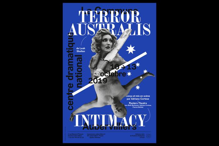 Terror Australis / Intimacy poster, La Commune